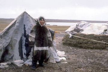 Inuit Tribe Facts Clothes Food and History